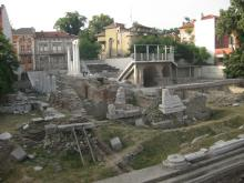 The Odeon from South-East / D. Georgieva